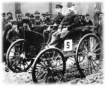 Inventors Charles And Frank Duryea Created America S First Gas Ed Motor Car Won The